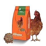 Schkade Landhandel GmbH Hühnerfutter gegen Milben als Legehennenfutter RoVoMil, grob geschroten, 25 kg