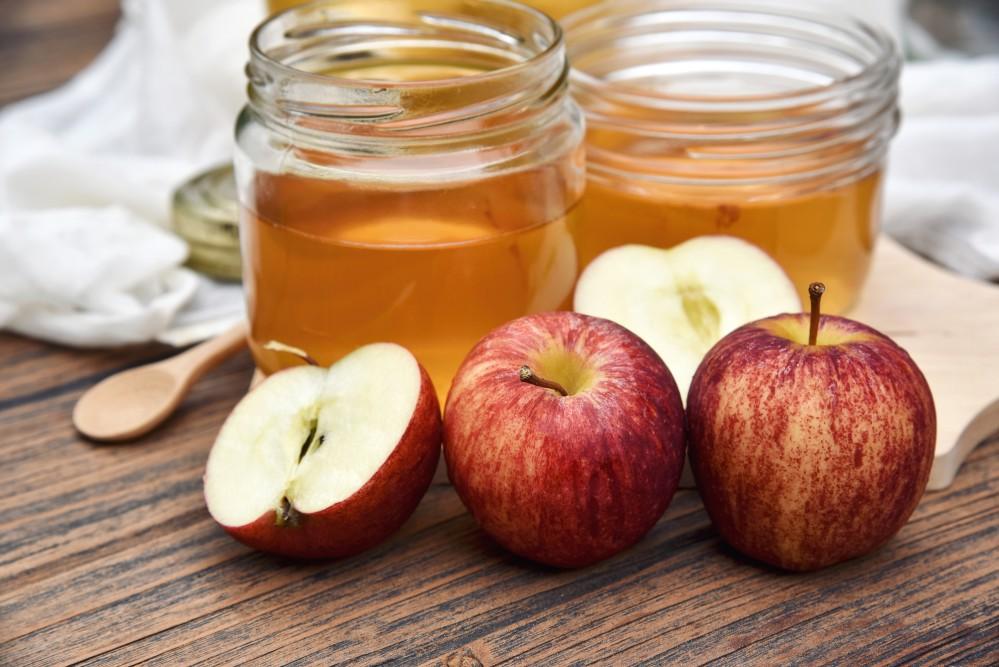 Apfelessig gegen Milben