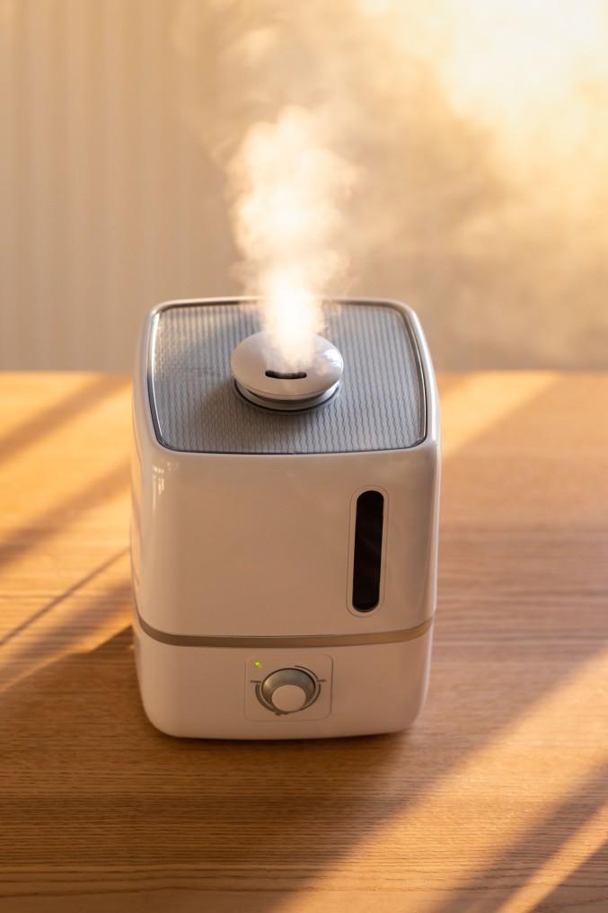 Luftreiniger- und Befeuchter